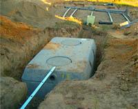 Installation Fosse Toute Eaux, Mini Station d'Epuration à Larribar-Sorhapuru